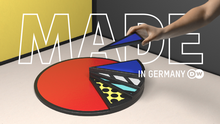 DW Made in Germany englisch Motiv Pie Chart (Link ins Media Center)