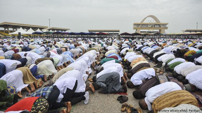Ghana asks mosques to turn down the noise and use WhatsApp for call to prayer