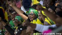 Südafrika Bebgräbnis von Winnie Madikizela-Mandela in Johannesburg