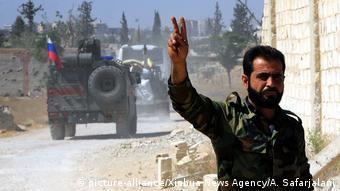 Syrien Krieg - Damaskus nach Angriff durch die USA, Frankreich & Großbritannien | Duma