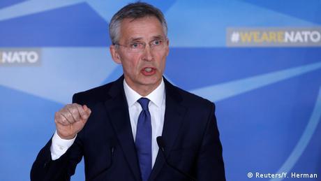Столтенберг: Глави МЗС країн НАТО говоритимуть у п'ятницю про Україну