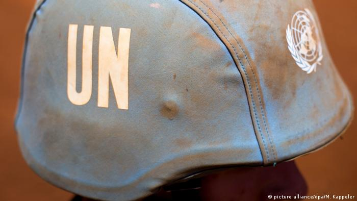 Mali UN-Mission Minusma Symbolbild