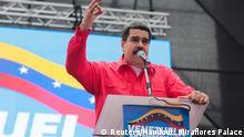 Venezuela Nicolás Maduro in Caracas