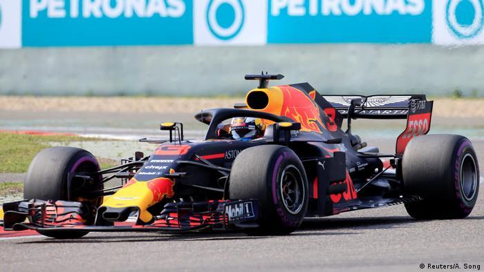 DEPORTES Fórmula 1: Daniel Ricciardo gana el Gran Premio de China