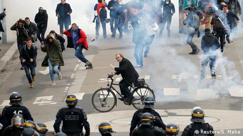 police tgv europe