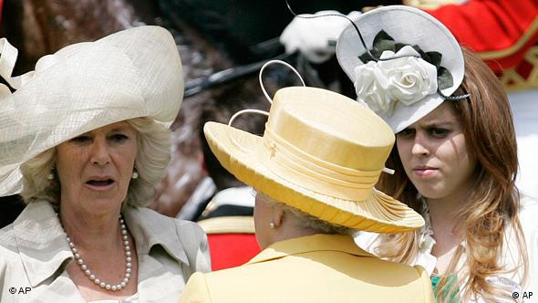 Rennen in Ascot 2009 Windsors Flash-Galerie