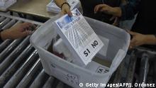 Guatemala Vorbereitungen Volksabstimmung