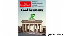 Economist Cover - Cool Germany