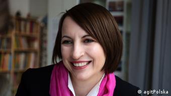 Inicjatorka i szefowa programu Anna Czechowska