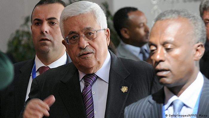 Afrikanische Union Gipfel in Äthiopien 2013 | Mahmud Abbas