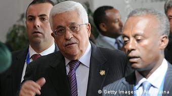 Afrikanische Union Gipfel in Äthiopien 2013   Mahmud Abbas