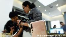 Produktfoto: Huawei P20 Smartphone