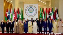 Saudi-Arabien Gipfel Arabische Liga in Dhahran