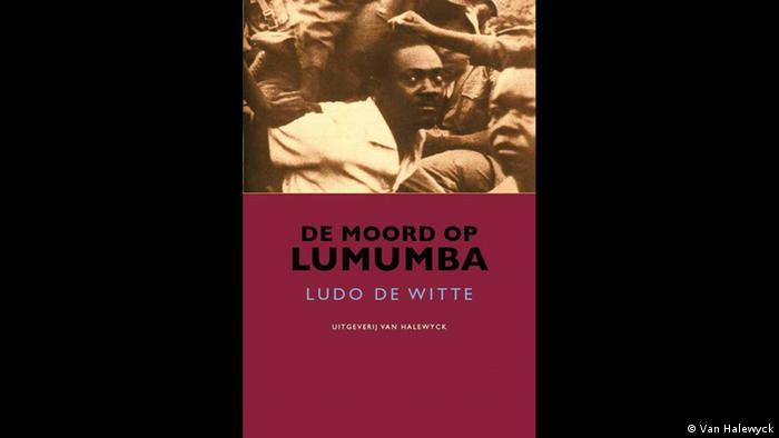 Buchcover von Ludo De Wittes De Moord op Lumumba. (Van Halewyck)