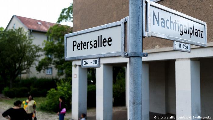 Europäische Erinnerungskultur   Afrikanische Straßennamen in Berlin