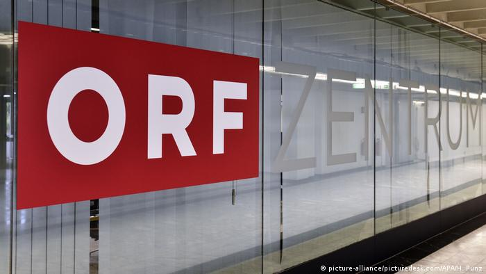 ORF headquarters in Vienna (picture-alliance/picturedesk.com/APA/H. Punz)