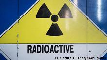 Symbolbild Atommülllager
