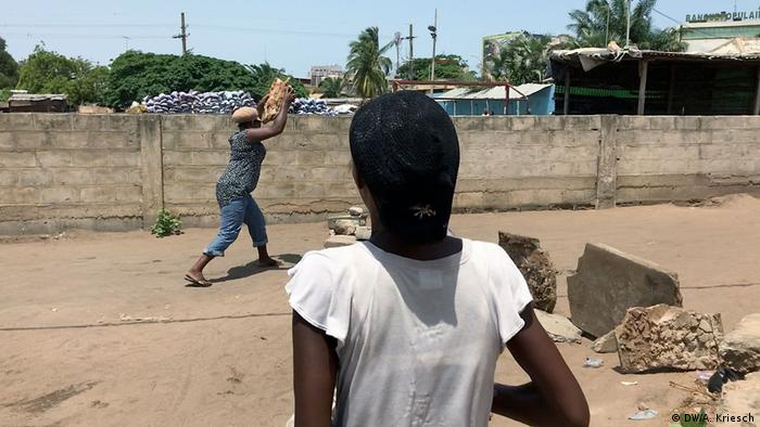 Togo Protesten (DW/A. Kriesch)
