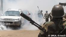 Togo Protesten
