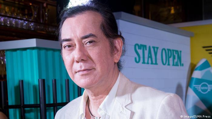 China Schauspieler Anthony Wong Chau Sang (Imago/ZUMA Press)