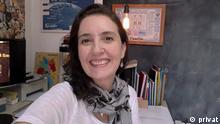 Lehrerporträt Raquel aus Brasilien