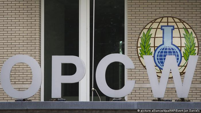West clashes with Russia, China over OPCW chemical arms watchdog