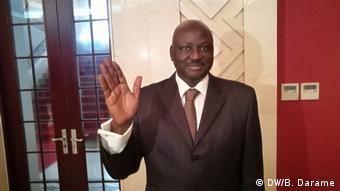 Premierminister aus Guinea-Bissau, Aristides Gomes