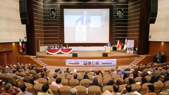 Dresdner Forscher planen Millionenprojekte im Iran (Irna)