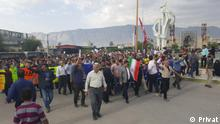Iran Proteste in Kazeroun