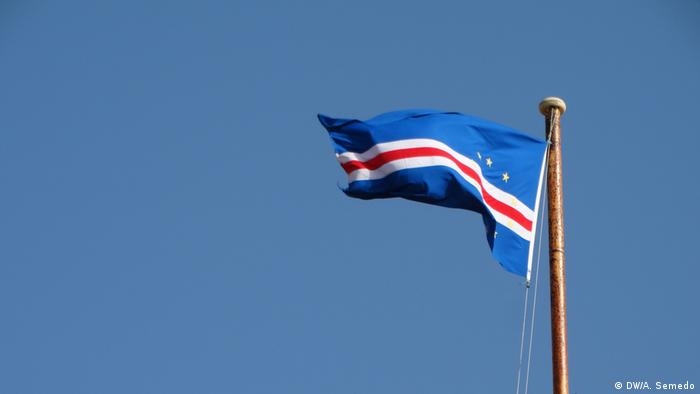 Bandeira de Cabo Verde (DW/A. Semedo)