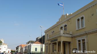 Edificio do Supremo Tribunal de Justica de Cabo Verde - Cidade da Praia