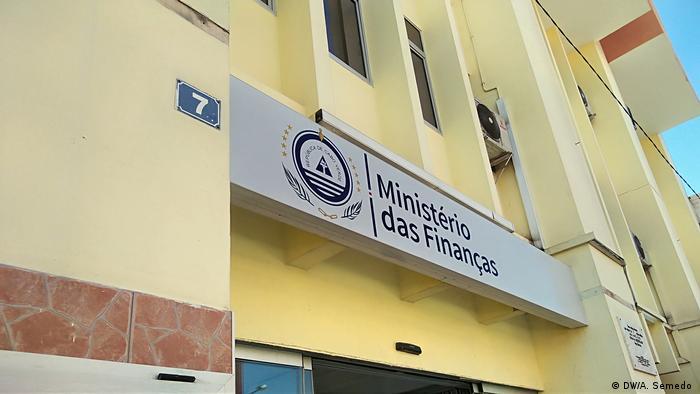 Kapverden Finanzministerium