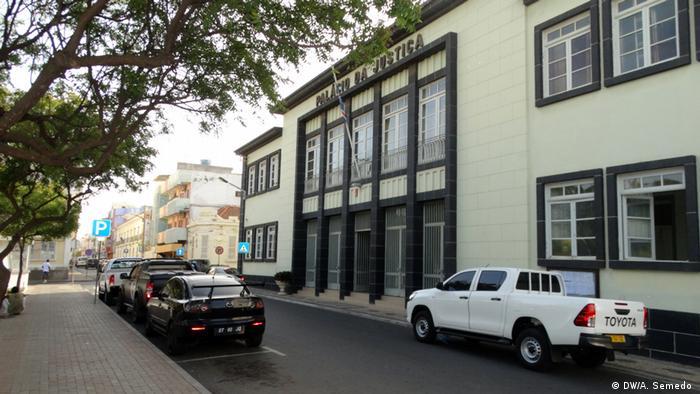 Kapverden Justizpalast