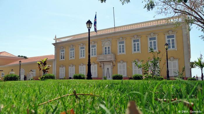 Kapverden Präsidentenpalast