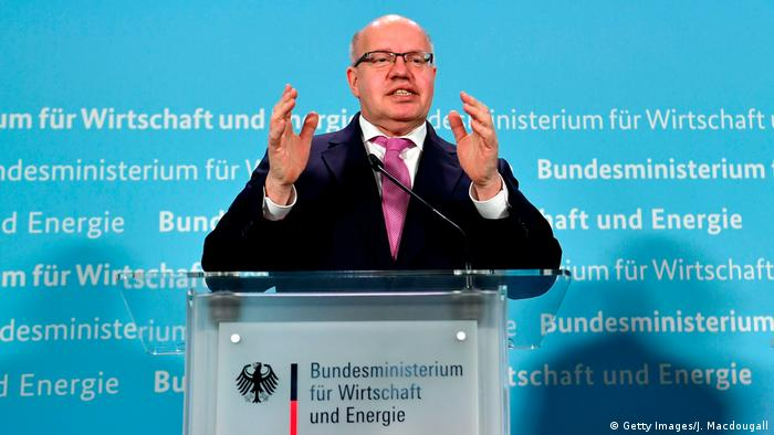 Peter Altmaier (Getty Images/J. Macdougall)