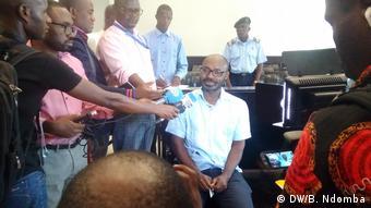 Angola Justiz   Rafael Marques
