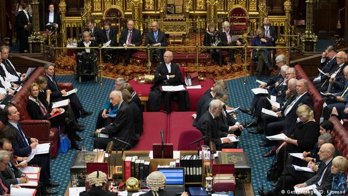 UK House of Lords (Getty Images/D. Kitwood)