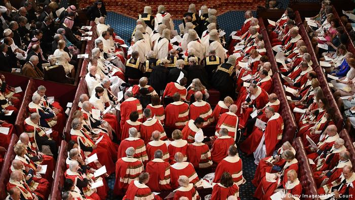 UK House of Lords (Getty Images/AFP/C. Court)