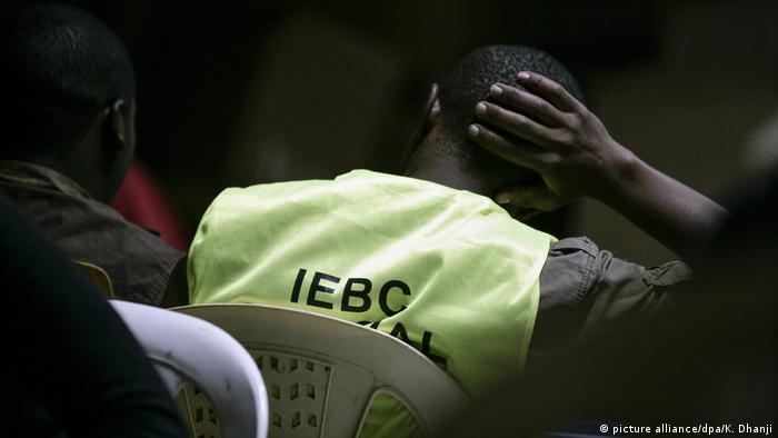 Kenyan electoral officials resign amid commission crisis