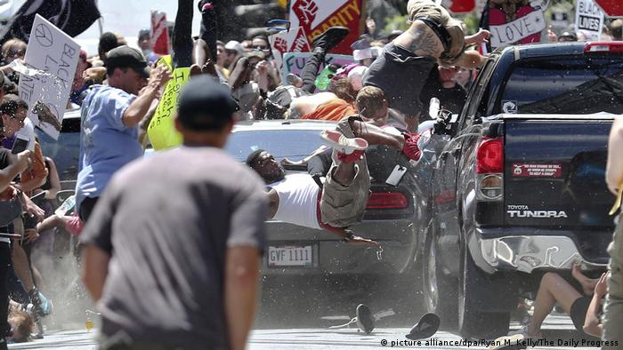 USA Pulitzer-Preis - Charlottesville (picture alliance/dpa/Ryan M. Kelly/The Daily Progress)
