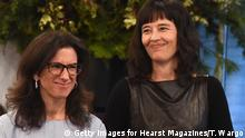 USA Journalistinnen Jodi Kantor und Megan Twohey in New York