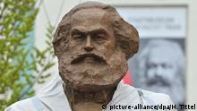 Deutschland Karl Marx-Statue in Trier