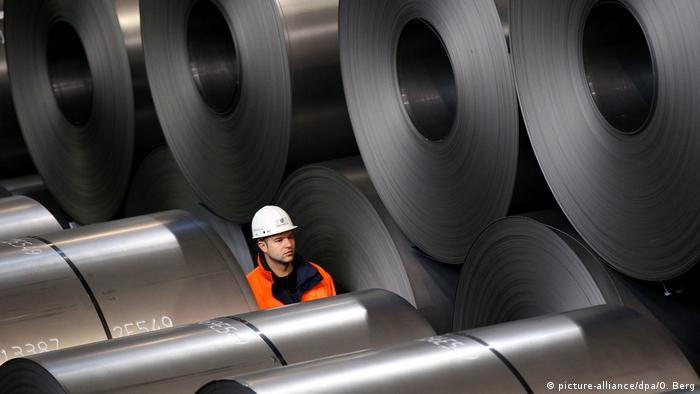 eu drags us to wto over steel aluminum tariffs news dw 16 04 2018