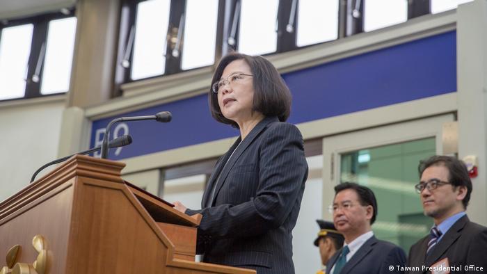 Tsai Ing-wen (Taiwan Presidential Office)