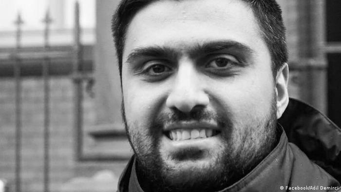 Etkin Haber Ajansı muhabiri Adil Demirci