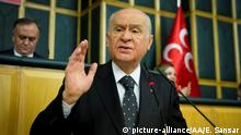 Türkei - Devlet Bahceli