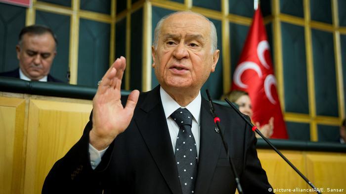 Devlet Bahčeli i njegova MHP zalažu se za ponovono uvođenje smrtne kazne