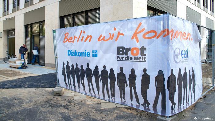 Berlin Evangelisches Werk für Diakonie und Entwicklung