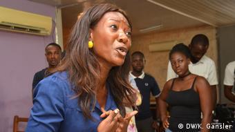 Nigeria Nollywood Filmindustrie