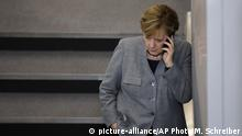 Deutschland Xi Jinpings Besuch | Angela Merkel